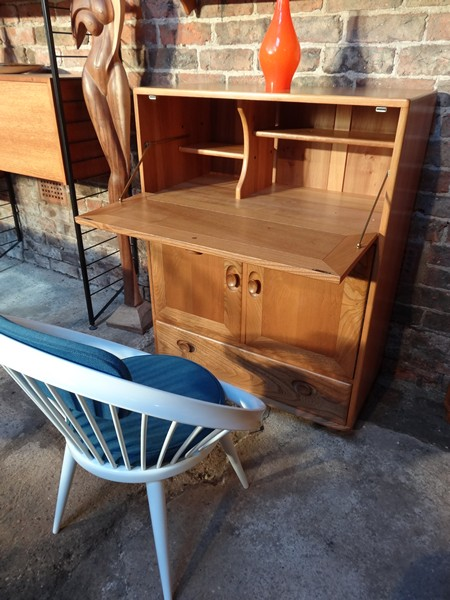 Ercol Windsor desk model 469